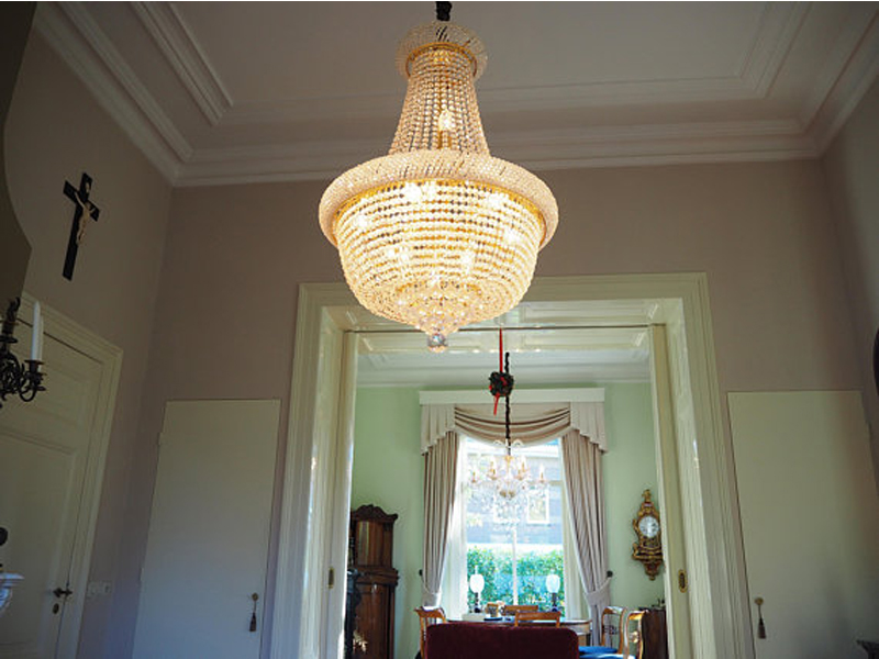 Moderne Kronleuchter Chrom ~ Phube beleuchtung französisch reich gold kristall kronleuchter