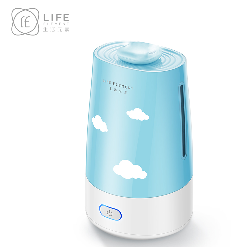 все цены на Household Mute Large Capacity Air Conditioner Room Bedroom Office Humidifier for Baby Pregnant Women онлайн