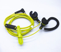 Fashion Professional Sports Headphones 3 5mm Headset Wired Ear Bass Earphone Stereo Running Earbud Sweat Proof