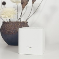 2pcs/set Tenda Nova MW3 AC1200 Dual Band Wireless Router 2.4/5GHz WiFi Repeater System APP Remote Manage for Home Family