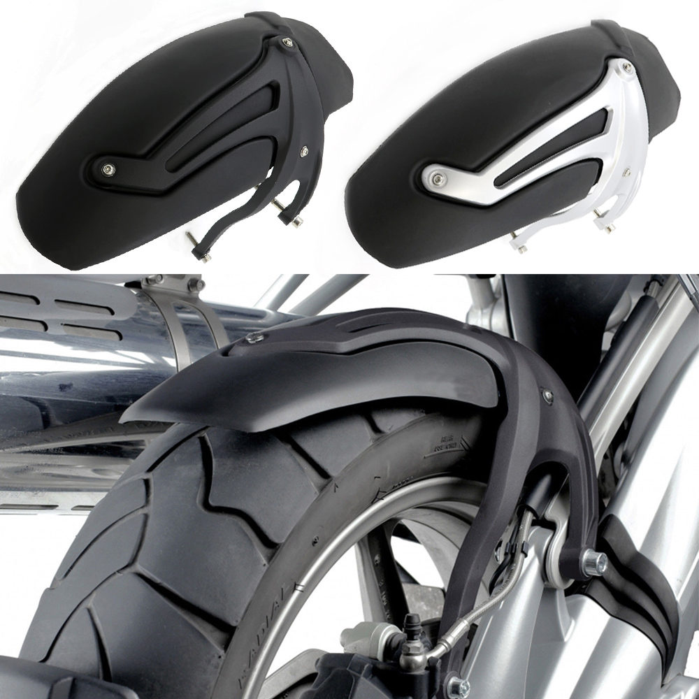 For BMW R 1200 GS R1200RT R1200ST R1200 GS R1200GS 2004-2012 Motorcycle Mudguard Rear Fender Tire Hugger Splash Guard Cover