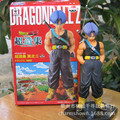 15cm Dragon Ball Z Resurrection F Trunks Action Figure PVC Collection figures toys for christmas gift brinquedos with Retail box