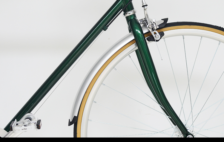 bicicleta de prata, 700c, 1 par