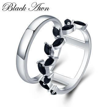 09599637f2b31 Hyperbole 3.7g 925 Sterling Silver Fine Jewelry Trendy Engagement