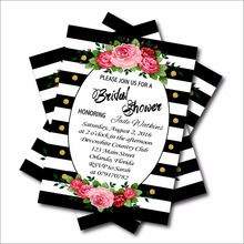 Buy Stripe Wedding Invitation And Get Free Shipping On Aliexpress Com
