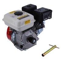 7.5HP отдачи начиная Starter 168F бензин Двигатели для автомобиля один cyliner воздушным охлаждением, 4 тактный Двигатели для автомобиля Интимные аксе