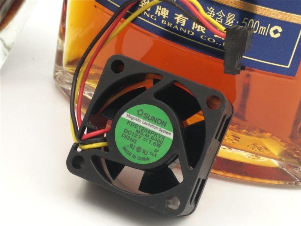 Gratis verzending dc12v 1.6 w koelventilator voor sunon kde1204pkvx server plein fan 40x40x20mm 3 wire-in Ventilatoren en koeling van Computer & Kantoor op AliExpress - 11.11_Dubbel 11Vrijgezellendag 1