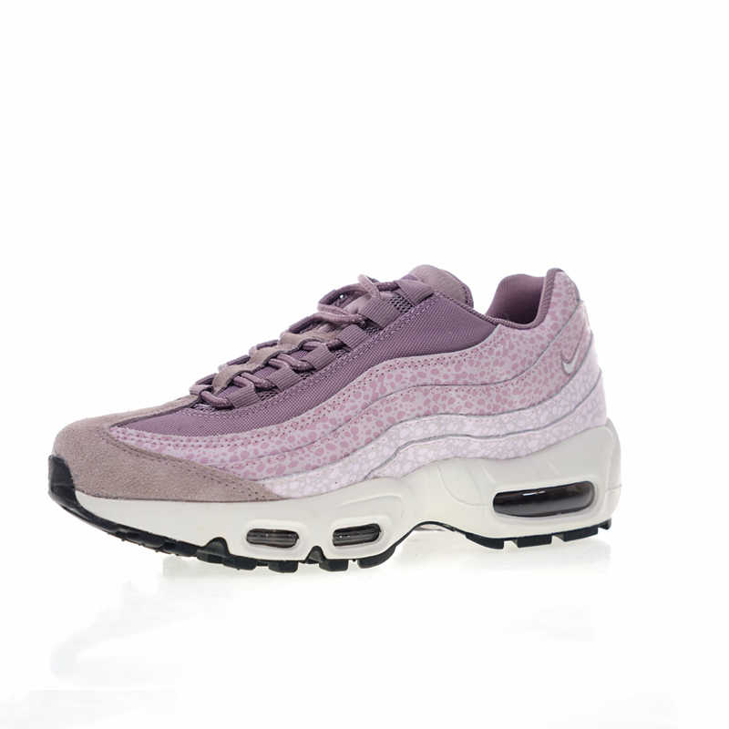 low priced f0a34 02afb ... New High Quality Nike Air Max 95 PRM Purple Smoke Women s Running  Shoes, Sports Shoes ...