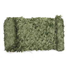 4m*2m Hunting Military Camouflage Net Woodland Army training Camo netting Car Covers Tent Shade Camping Sun Shelter