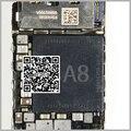 2 unids/lote para iphone6 para iphone 6 plus grande principal cpu a8 a8 u0201 chip