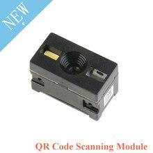קוד סורק ברקוד סורק 1D 2D מוטבע בר קוד קורא קורא מודול סריקה מודול GM65 עם כבל שטוח