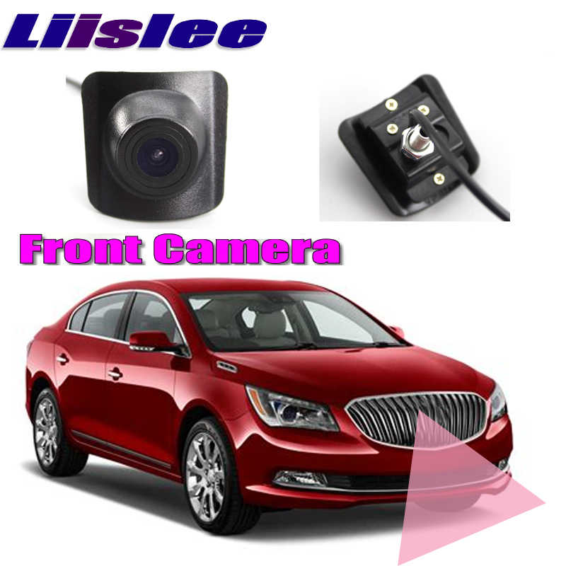 Liislee Car Front Camera For Buick Lacrosse 2010 2018 15 Blind Spot Area Grille