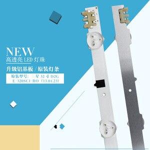Image 3 - 655MM LED For SamSung Sharp FHD 32TV D2GE 320SC1 R0 CY HF320BGSV1H UE32F5000AK UE32f5500AW UE32F5700AW HF320BGS V1   100%NEW