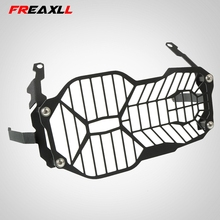 For BMW R1200GS LC 2013 2014 2015 2016 2017 2018 Motorcycle Stainless Steel Moto Headlight Protector Guard Light Cover Grill
