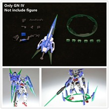 Effectswings EW GN חרב IV מלא סאבר עבור Bandai RG HG 1/144 GNT 0000 00Q Gundam DE012