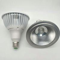 LED COB Aluminum Dimmable Par38 Light Bulb 20W E27 PAR38 Spotlight AC110V 220V Warm White Cold white 3 Years Warranty