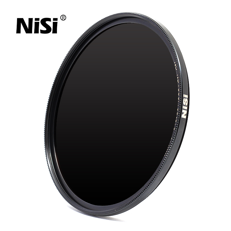 NiSi SILM NC ND1000 Neutral Density ND 3.0 Filter Nano Multi-Coated 10-Stop for Lens Size 95mm 82mm 77mm 72mm 58mm nisi nd1000 obscuration mirror ultra thin 72mm neutral density mirror nd lens nd 1000