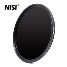 NiSi SILM NC ND1000 Neutral Density ND 3.0 Filter Nano Multi-Coated 10-Stop for Lens Size 95mm 82mm 77mm 72mm 58mm 55mm 52 40.5