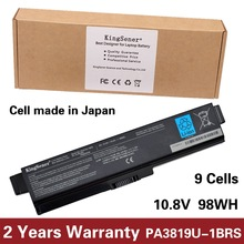 Extended-Battery PA3819U-1BRS Toshiba A660 Kingsener for L635/L655/M640/..