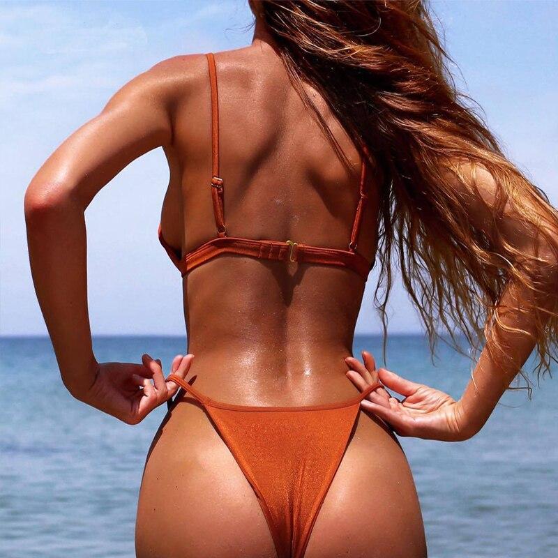Sexy Bikini 19 Push Up Micro Bikinis Women Swimming Suit Brazilian Bikini Set Swimsuit Swimwear Women Bathing Suit Beachwear 8