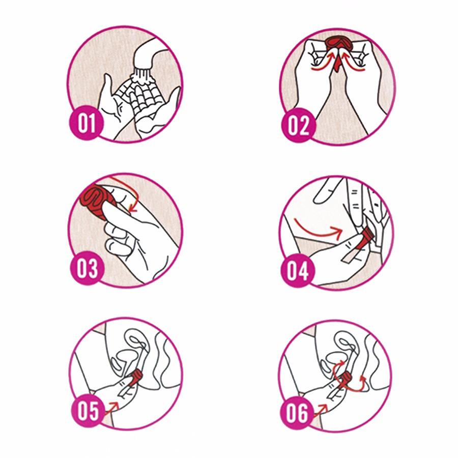 Feminine hygiene products menstrual cup period cup lady tampon menstrual copa menstrual Lady Cup Diva Cup health care 5