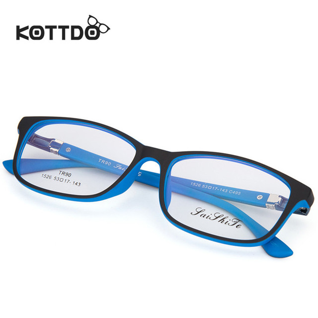 Computer Goggles Anti Blue Laser Ultralight TR90 men women Fatigue Radiation-resistant Eyeglasses Glasses Frame Oculos de grau