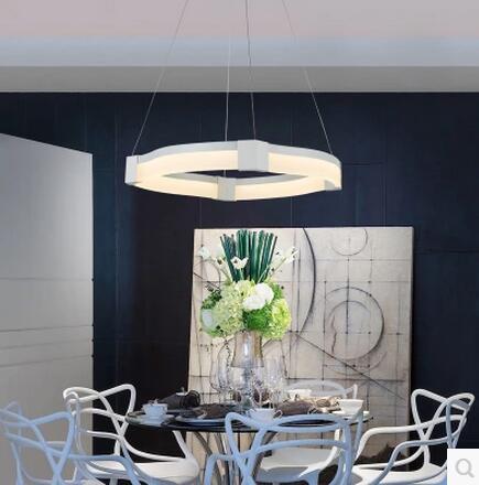 LED Acryl Kreative Pendelleuchten Fr Esszimmer Wohnzimmer Kche Schreibtisch Hngelampe Hanglamp Leuchte Beleuchtung In