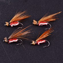 40pcs Patterns Assorted Popular Cone Head Tube Flies Salmon Fly Trout Fly Fishing Flies Lures