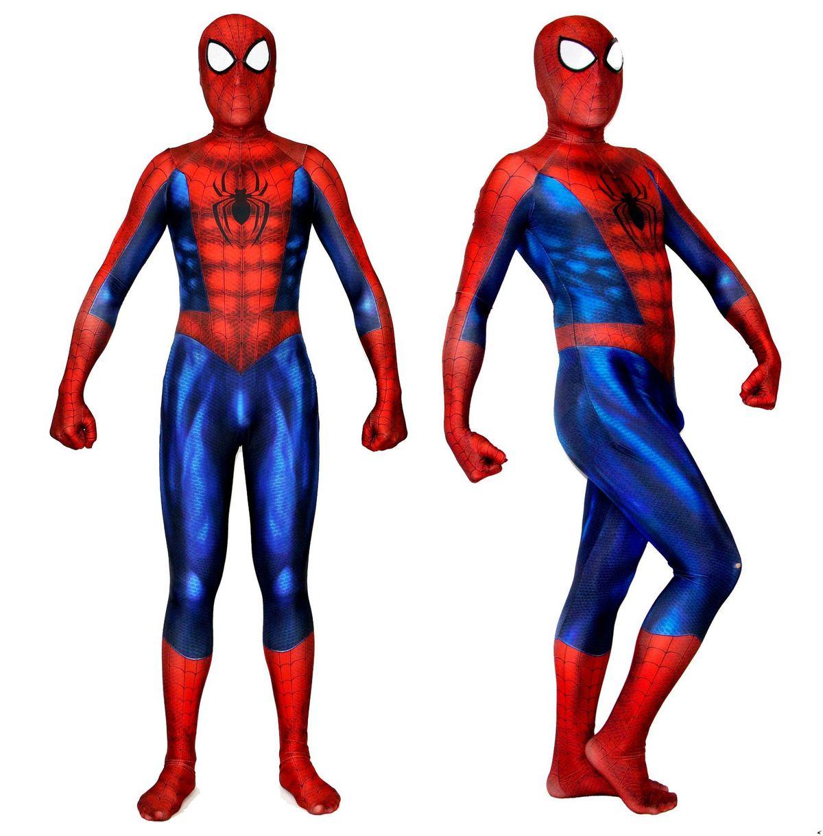 halloween costumes for men adult amazing iron original 3d Mu