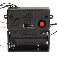 Music Chime Box 002 Wall Clock Mechanism Clock Parts Melody Box DIY Clock Kits