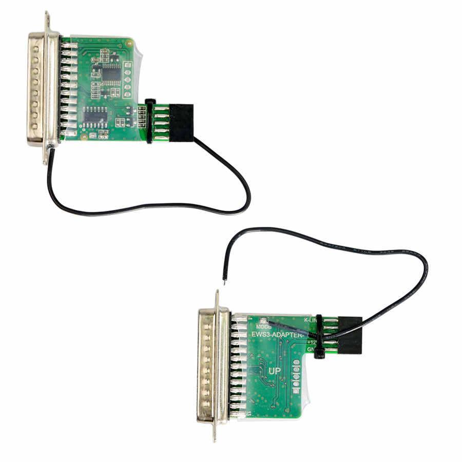 Xhorse EWS3 Adaptor Bekerja dengan VVDI PROG Programmer