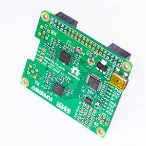 Image 4 - 2019 V1.3 MMDVM_HS_Dual_Hat Duplex Hotspot +OLED +Antenna Support P25 DMR YSF NXDN