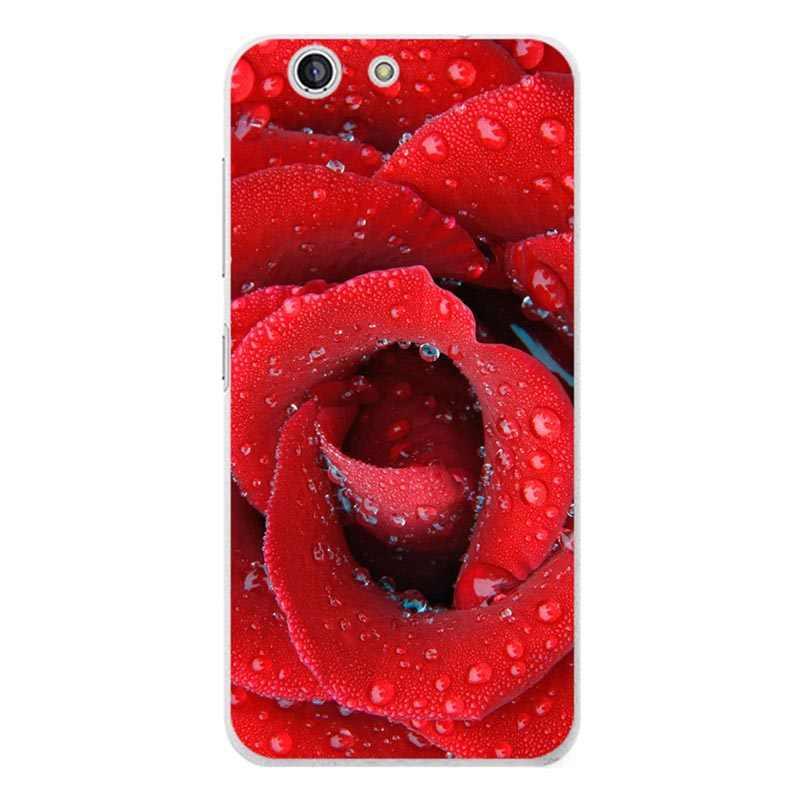 Для Sony Xperia Z3 Compact Z3 мини D5803 D5833 M55W чехол четыре стиля силиконовый Снежная Королева Роза Чехол для мобильного телефона