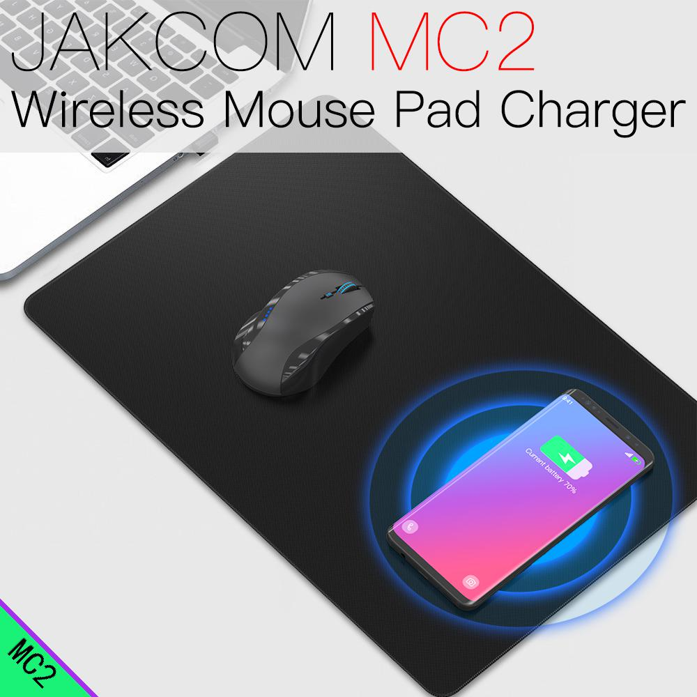 JAKCOM MC2 Wireless Mouse Pad Charger Hot sale in Chargers as dinamo bicicleta suaoki battery 18650 charger