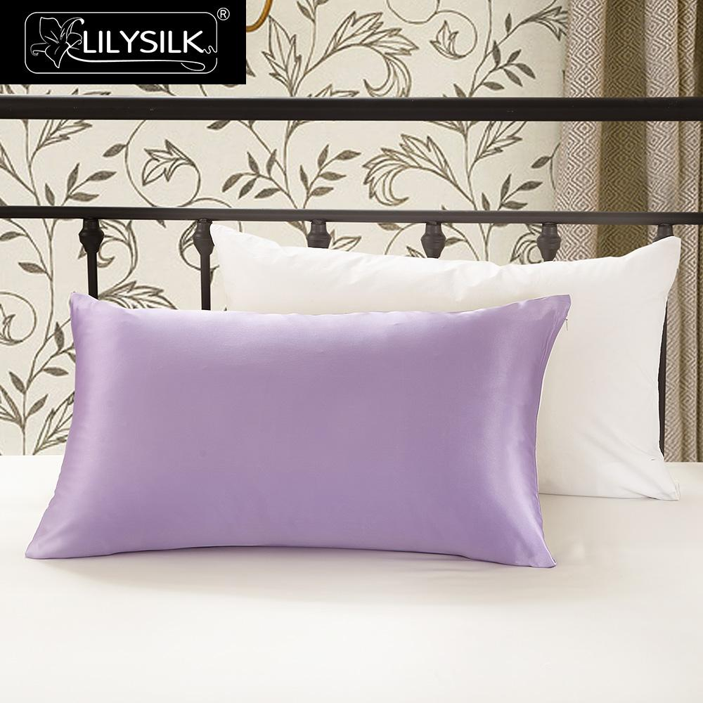 Aliexpress Com Buy Lilysilk Pillowcase Silk With Cotton