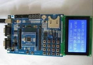 ARM7 development board /LPC2148 development board /2148 learning board / display screen все цены
