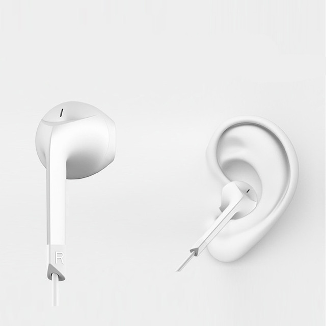 Hot Sale P6 Earphone Noise Canceling Headset Stereo Earbuds with Microphone for Mobile Phone for Andriod for Iphone Xiaomi MP4