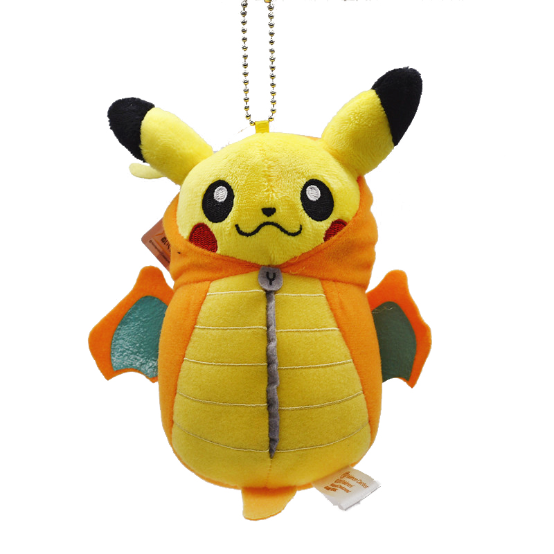 tomy-font-b-pokemon-b-font-doll-plush-animal-sleepg-bag-pikachu-pocket-monster-plush-toy-kids-gifts