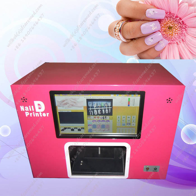 Digital Nail Art Printer - kitharingtonweb