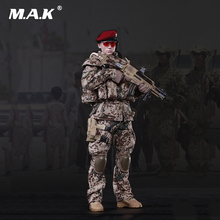 Collectible FS-73009 Figure Model 1/6 Germany KSK Afghanistan Special Operations Assaulter Soldier Figure Model Toys