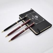 New school office supplies marker brand classic  pen black roller ball pen +ballpoint pen writing gift pens wholesale цена