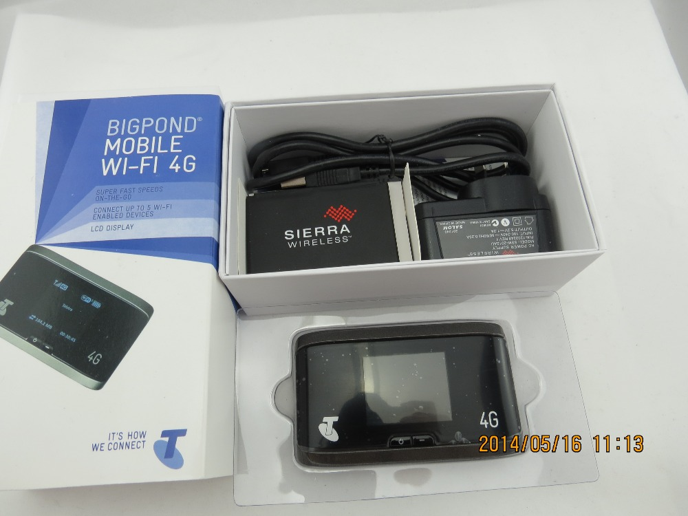Unlock LTE 100Mbps Sierra Wireless Aircard 760S Router 4G SIM Mobile WiFi Router|lte unlocked|wifi 4g lterouter 4g - title=
