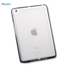 Ithuriel Clear For ipad Mini 4 3 2 Case Cover Soft TPU Flexible Silicone Crystal Bumper for Apple Ipad Mini 7.9