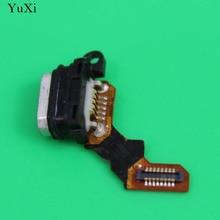 YuXi For Sony Xperia M4 Aqua Dual E2312 E2333 E2303 E2353 E2363 E2306 Micro USB Connector FLEX Cable Dock Charging FLEX Ribbon
