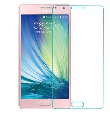 2 PCS/LOT Scratch Proof Touch Cell phone Safety Premium Tempered Glass Screen Protector Film Guard For Samsung Galaxy A5 SM-A500