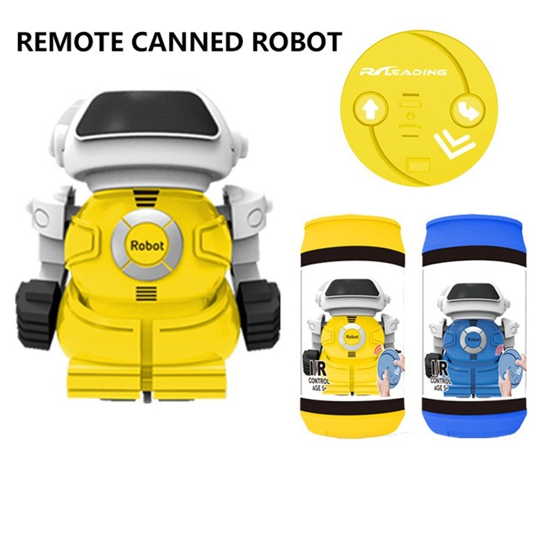 US $12 26 |2019 new products best selling toys mini remote control robot  remote control intelligent robot dog children's toys-in Electronic Pets  from