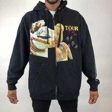 ASTROWORLD Hoodies Men Women Streetwear Xxxtentacion Embroidery High Quality Moleton Sweatshirts Hip-hop