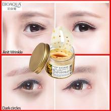 BIOAQUA Золото османтуса маска для глаз против морщин маска для сна повязка для глаз патчи для глаз темный круг маска для ухода за кожей лица анти-агин 80 шт