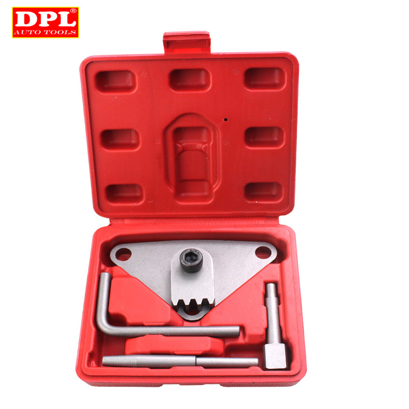 High Quality Diesel Engine Timing Setting Locking Tool Kit For Land Rover Freelander 2 2.0 2.2 Engine Crankshaft Holder engine camshaft locking setting timing tool kit for land rover jaguar 3 2 3 5 4 0 4 2 4 4 v8 st0232