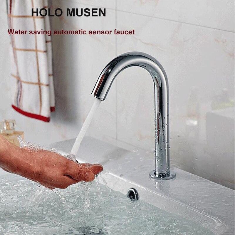 Купить смеситель с ик датчиком для ванной комнаты